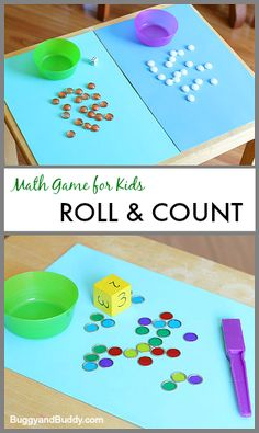 Counting Math Game for Kids