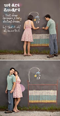 cute pregnancy announcement ideas cute pregnancy announcement 548x1057