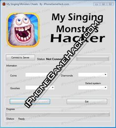 my singing monsters hack ios