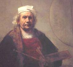 Rembrandt van Rijn online bio and activities for kids