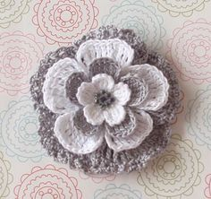 crochet flowers, gift hand, creativ handmad, color combinations, diy gifts, flower ideas, special gifts, christma, flower patterns