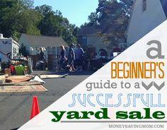 success yard, yard sale