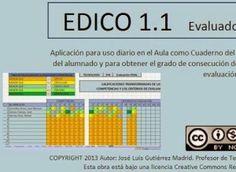 EDICO 1.1. Cuaderno para evaluar en competencias (José Luis Gutierrez) - Biblioteca Escolar Digital