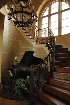 Stairways love this.