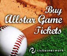 Buy MLB Allstar game tickets game ticket, allstar game