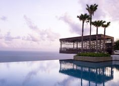 "The Alila Villas Uluwatu ""eco resort"" in Bali. by WOHA Designs."