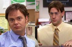 The ten best pranks Jim pulls on Dwight.