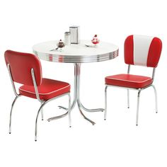 Retro Dinette Dining Table.