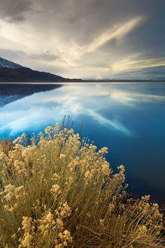 Klondike Lake, Owens River Valley, California
