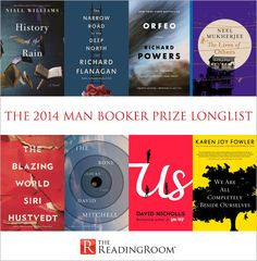 The 2014 Man Booker Prize longlist is out! For a book club who likes to read the award contenders.