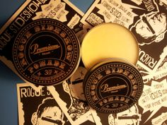 Rogue SideShow Pomade 3.75oz  Heavy Hold by RogueSideShow on Etsy, $11.00