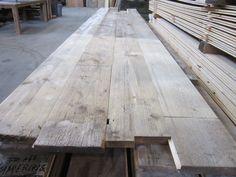 Oud vloerhout