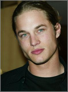 beauti men, blond men, beauti blond, candi, beauti peopl, travis fimmel, book charact, vike, travi fimmel