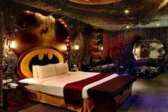 Sick Batman room