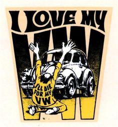 Love my VW
