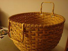 White oak basket
