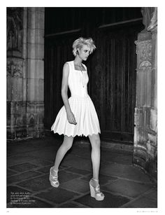 i wanted everything: milou van groesen by paul empson for black magazine #16 s/s 2012