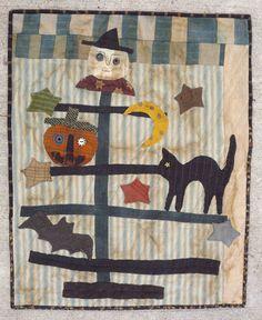 Spooky Tree by Miyuki, Pattern by Cheri