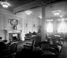 Titanic - Reading Room