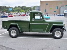 1962 Willys Truck. Photo submitted by Audun Norbo.