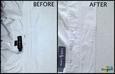 "How to Remove ""Ring Around the Collar"" Without Bleach by ecokaren"