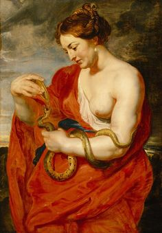 RUBENS Pieter Paul - Flemish (Siegen 1577-1640 Antwerp) -