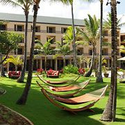 our hotel in Kapa'a