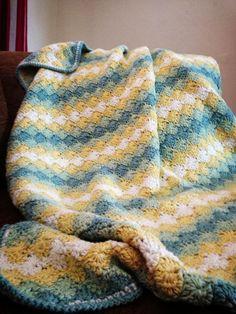 Caketin Blogs: Crochet blanket