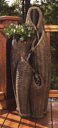 Basket Fountain