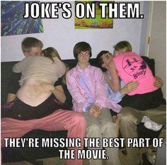 Jokes on them