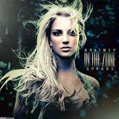 "Britney Spears ""In The Zone"" - Fan Made Album Art #BritneySpears #InTheZone"