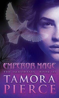 december, books, book worth, reading levels, tamora pierc, mage immort, simon puls, emperor mage, book cover