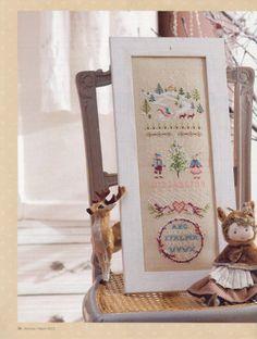 Gallery.ru / Фото #30 - 995 - Yra3raza beauti stitch, galleryru, crossstitch, yra3raza, cross stitch, bordado, album 995, фото, embroideri