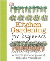 I've been using this book as I work on my garden this spring! >> Kitchen Gardening for Beginners takes readers through ten steps to preparing a garden plot, providing need-to-know techniques, such as sowing, planting, feeding, mulching, watering, and weeding, as well as easy projects including making a compost bin and planting a fruit tree.