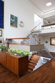 decor, interior design, architects, houses, stairs, pedro usech, architectur, dream, fabul dwell