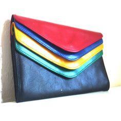 Spring 2012 Trend Vintage Designer Wallet  1980s  by monicannone, $15.00