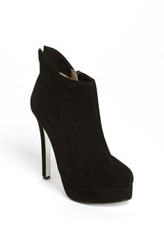 Chinese Laundry Kristin Cavallari 'Lavish' Bootie available at #Nordstrom in black or cream; size 6
