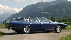 '78 Lamborghini Faena by Frua