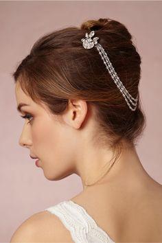 Vera Headpiece from BHLDN