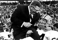 """Winning isn't everything, but wanting to win is."" Vince Lombardi"