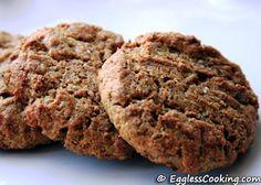 Eggless Breakfast Cookies