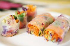 vegan Spring roll
