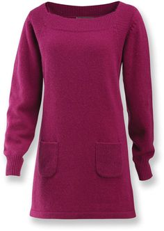 At REI Outlet: Merrell Angelic Tunic Sweater — Pairs well with tight and boots!