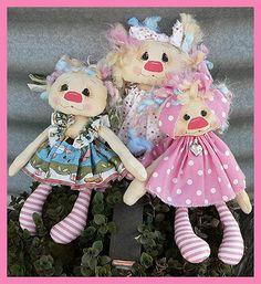 PatternMart.com ::. PatternMart: Little Annie Trio