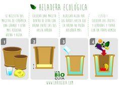 Heladera ecológica | La Bioguía