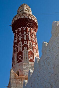 Jiblah Mosque, (Yemen).