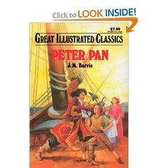 Peter Pan (Great Illustrated Classics) --- http://udal.us/.r