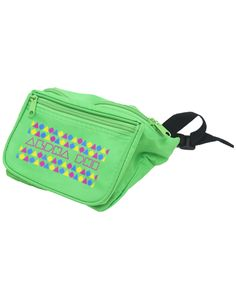 Neon fanny pack #AlphaPhi #APhi #FannyPack #neon #sorority