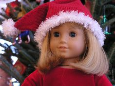 Santa Hat 2 by pennytennermann, via Flickr