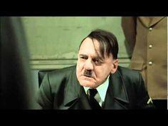 Hitler et les manifestations étudiantes